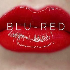 Lipsense in Blu Red